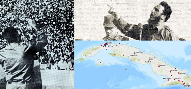 Fidel Castro's Building Inauguration Speeches (Exhibition)