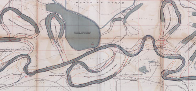 Survey of the Rio Grande River Maps (Primary Sources)