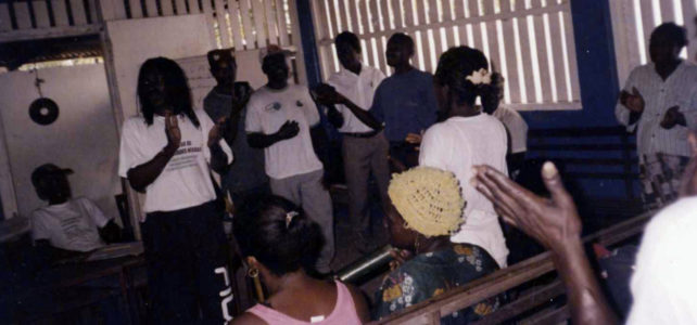 Organizational Dynamics of the Black People of Colombia Collection (Primary Sources)