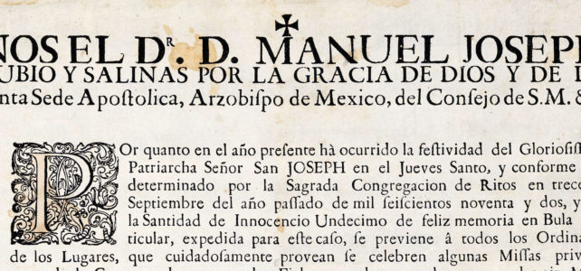 Catholic Church in Mexico Collection (Primary Sources)