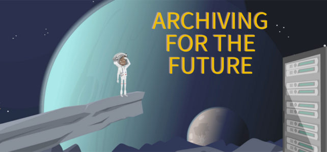 Archiving for the Future: Simple Steps for Archiving Language Documentation Collections (Course)